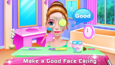 Ballerina Dancer Beauty Salon Screenshot