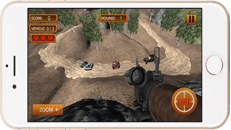 Real Gunshot Simulation App screenshot-4