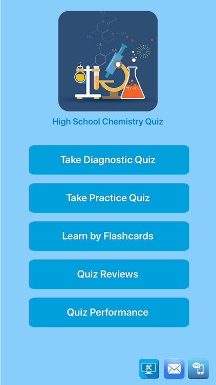 High School Chemistry Quizzes