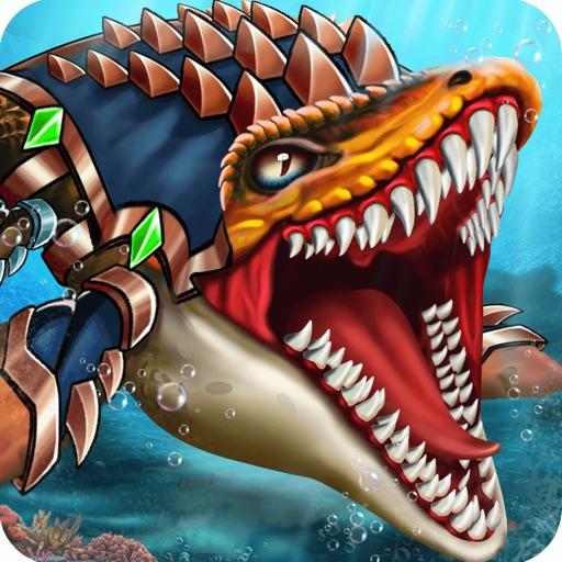 Sea Jurassic Craft