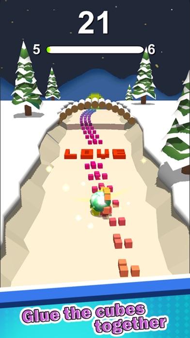 Run!Sticky BallСкриншоты 2