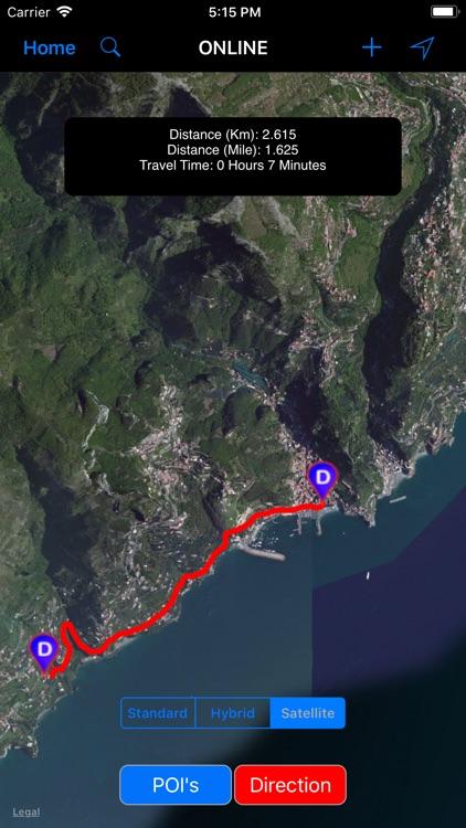 Amalfi Coast (Italy) – Travel screenshot-3