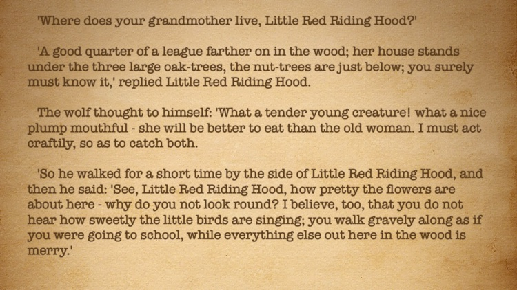 Little Red Cap! screenshot-3