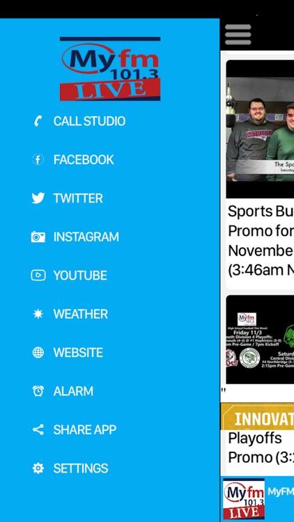 MyFM 101.3 screenshot-4