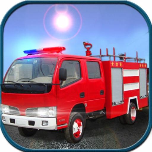 消防时刻:大型卡车之急速冲锋