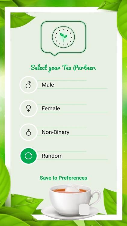 Tea-Time! Talk! - CHAT & SIP! screenshot-4