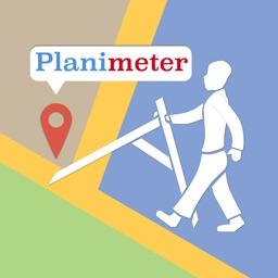Planimeter 2 GPS area measure