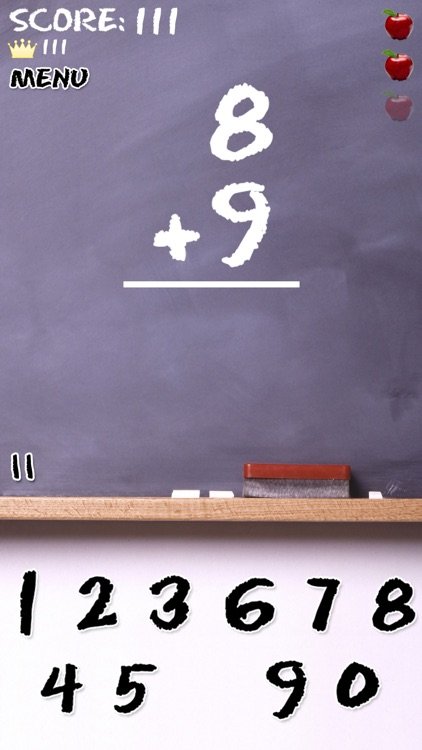 ArithmeTick - Math Flash Cards