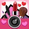 YouCamメイク 化粧機能で盛れるメイク・ヘアカラーアプリ