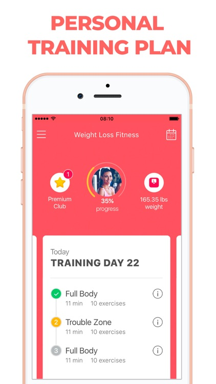 Home Fitness for Weight Loss screenshot-3