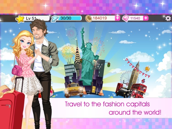 Star Girl Fashion Celebrity By Oriented Games Ios United States Searchman App Data Information