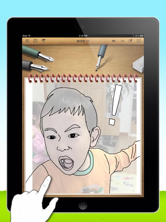 iColoringBook !!! Lite Скриншоты10