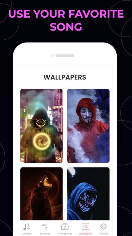 Ringtones for iPhone - Tunes screenshot-3