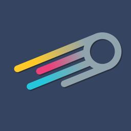 Ícone do app Teste de Rede - Meteor