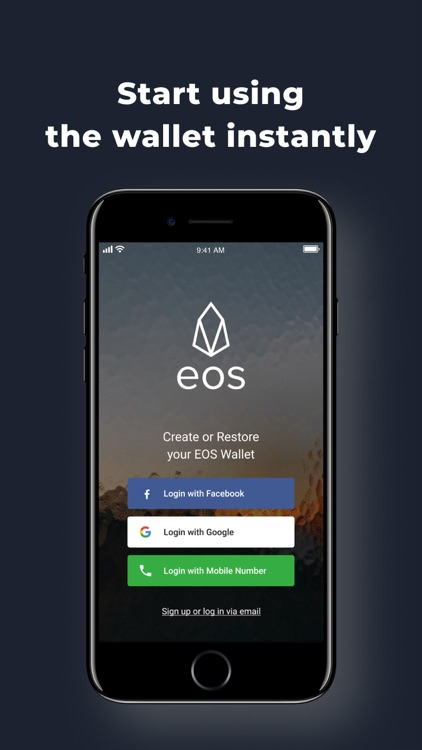 EOS coin Wallet by Freewallet screenshot-5