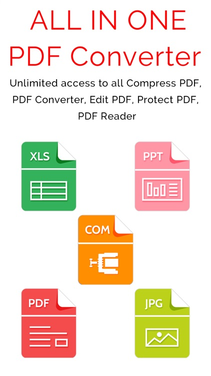 PDF Converter and PDF Reader screenshot-0