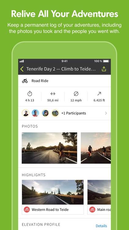 Komoot — Cycling & Hiking Maps screenshot-6