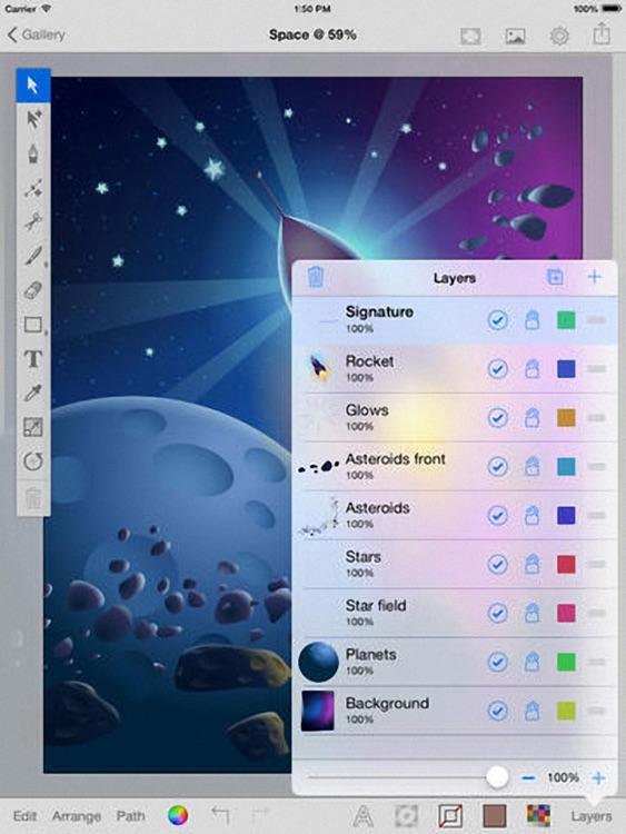 Design Touch - Vector Sketch