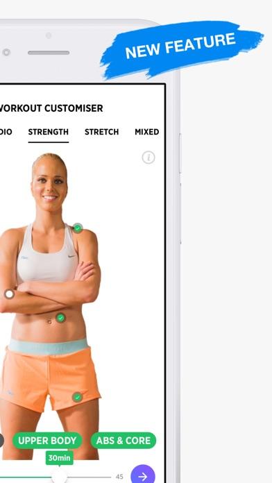 Fitwell Personal FitnessScreenshot von 4