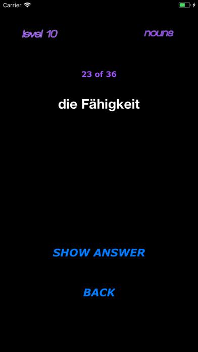 Flasht German screenshot two