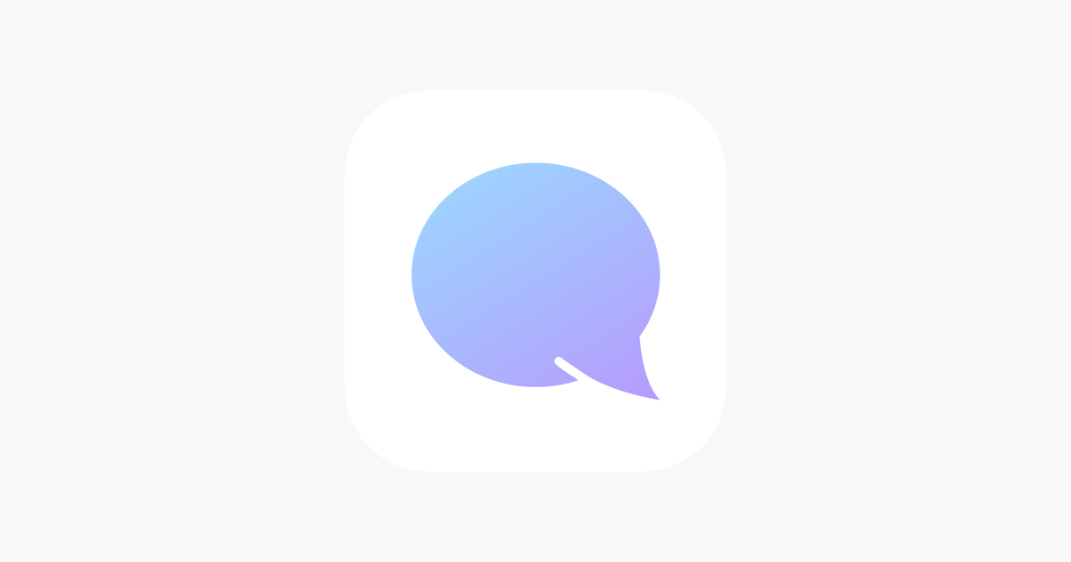 Spiritus: Let's Chat! on the App Store