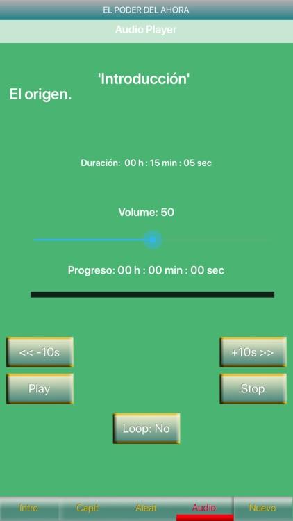 El poder del ahora screenshot-5
