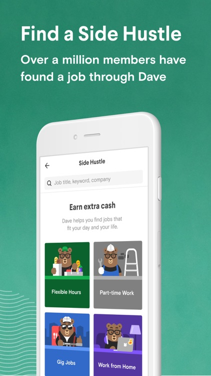 Dave - Banking for humans screenshot-5