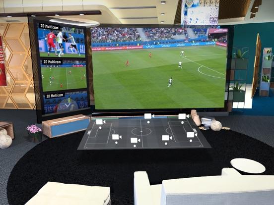 Telemundo Deportes VR screenshot 8