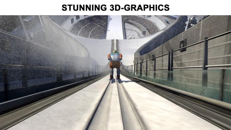 Ski Jumping Pro screenshot-0
