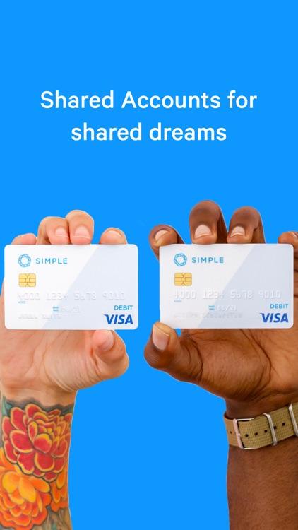 Simple - Mobile Banking screenshot-5