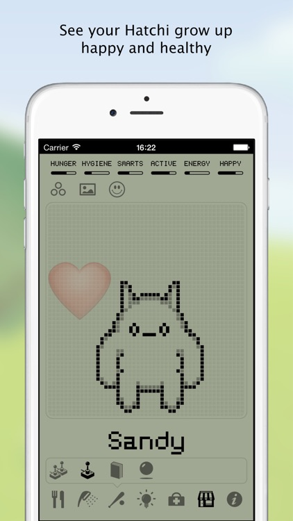 Hatchi - A retro virtual pet screenshot-4