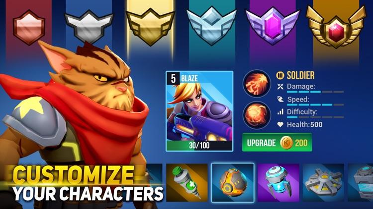 Battle Royale Ultimate Show screenshot-3