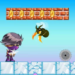 Super Ninja Run Game