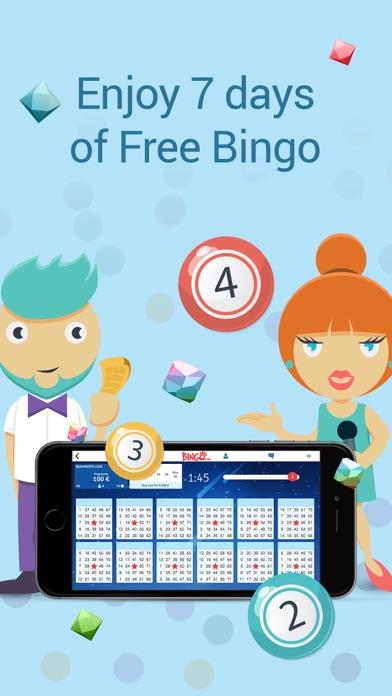 Bingo.com screenshot two