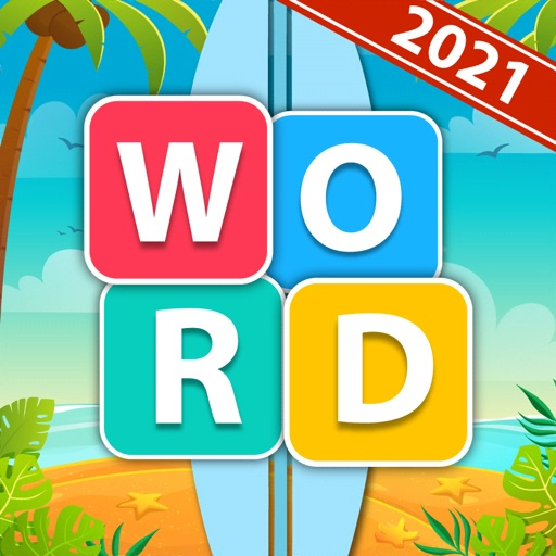Word Surf - Игра в слова