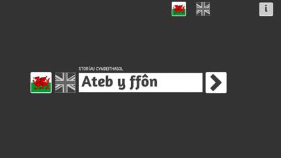 Screenshot #3 pour Ateb y Ffôn / Answer the Phone