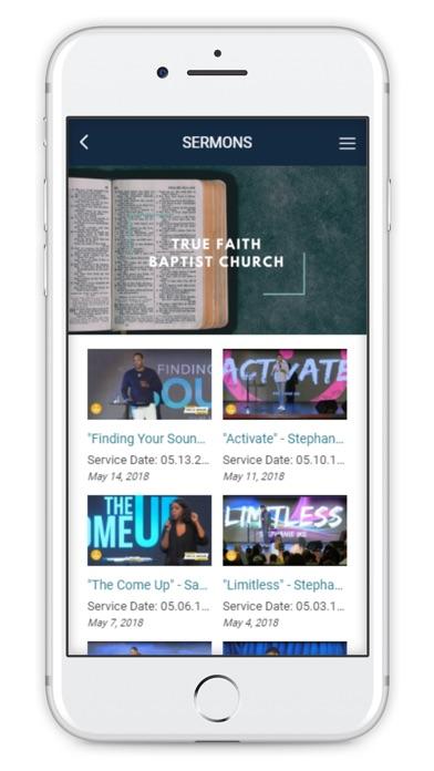 baptist dating app