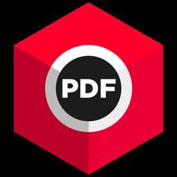Ícone do app PDF Converter, Reader & Editor
