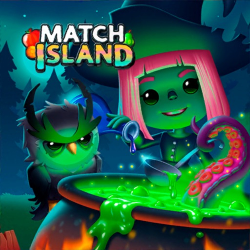Her Oasis - Story Rich Match 3