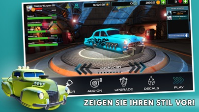 Screenshot 5 Rocket Carz Racing
