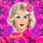 Makeup Princess Barbie icon