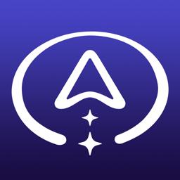 Ícone do app Magic Earth Navegação & Mapas