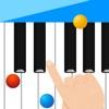 ピアノあそび かんたん音楽ゲーム - iPhoneアプリ