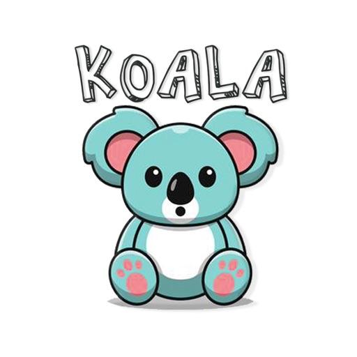 Koala Baby Stickers