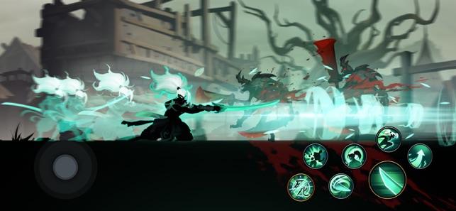 Shadow Knight Premium Fighting