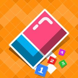 Eraser: Coloring Art Book Game