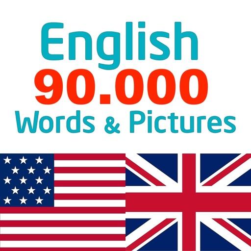English Vocabulary 90000 Words