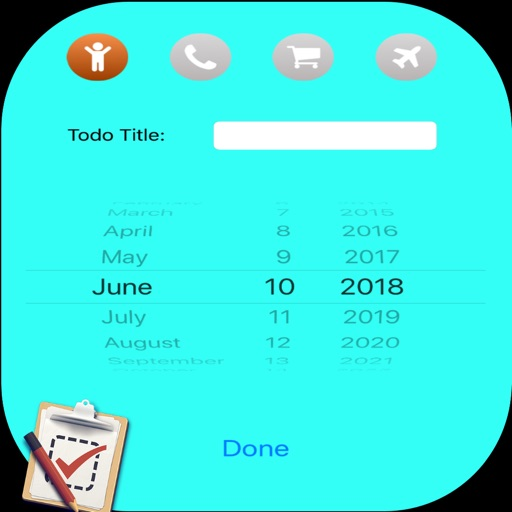 Todo Timer - Your tasks
