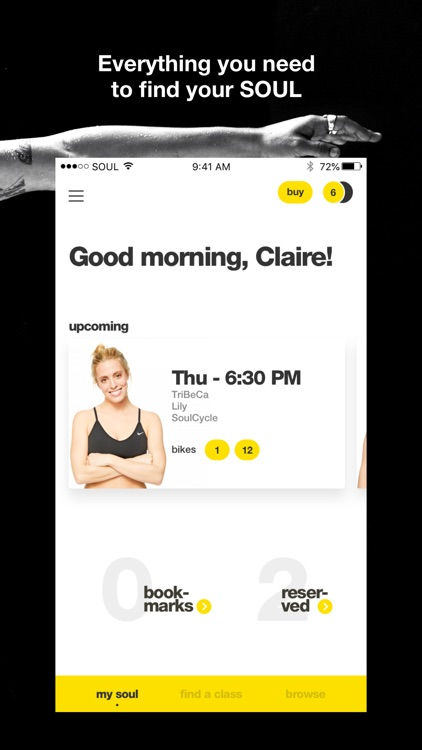 SoulCycle: Indoor Cycling