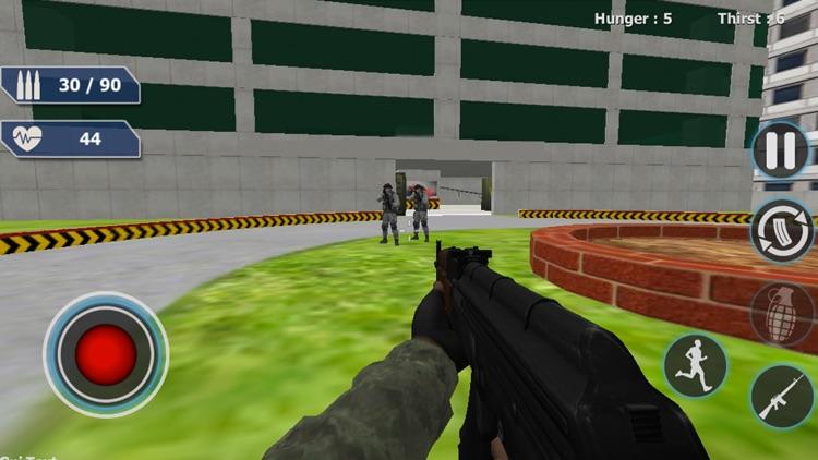 Critical Strike : Bullet Force screenshot-4